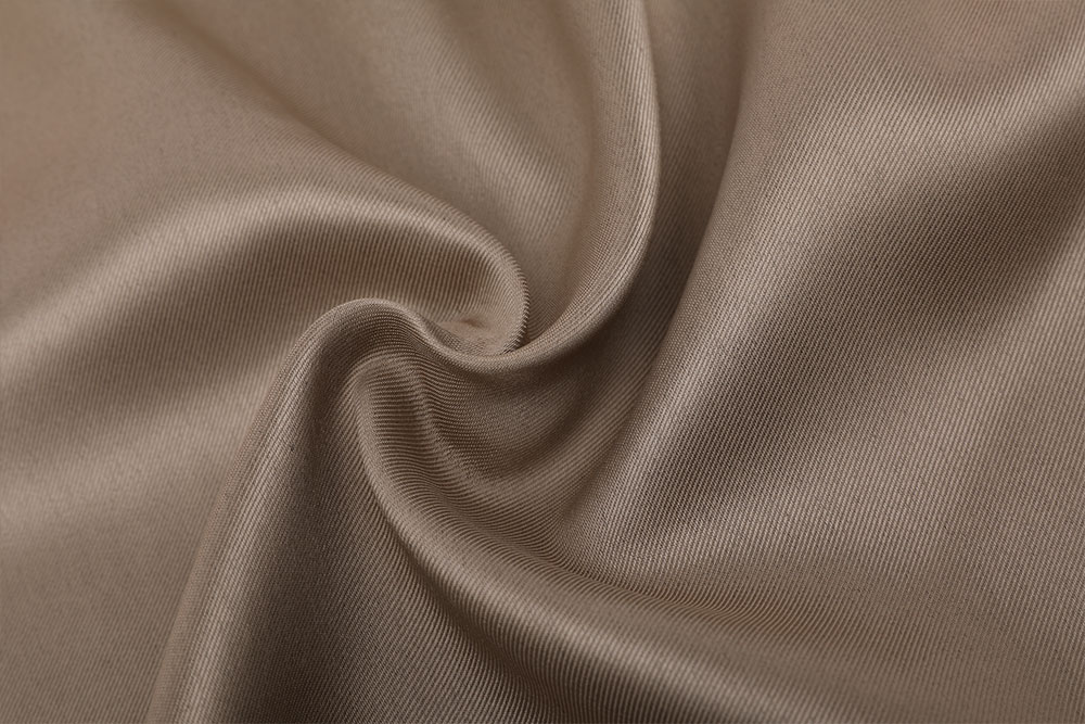 IFR plain blackout curtain fabric