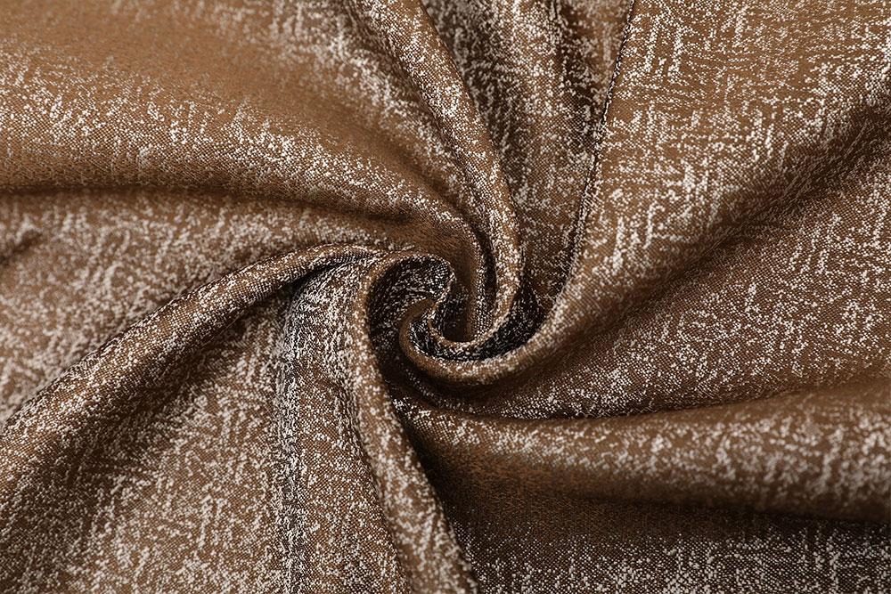 IFR jacquard curtain fabric