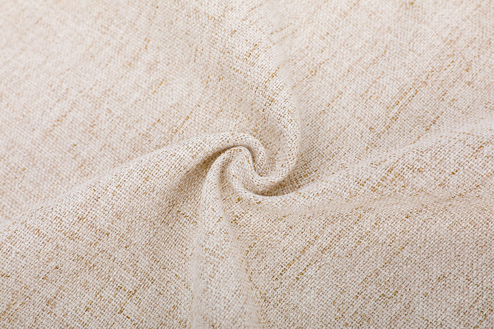 IFR imitation linen voile curtain fabric