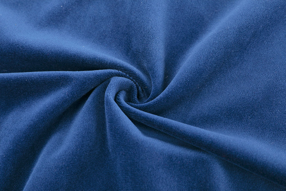 IFR velour fabric for stage curtain