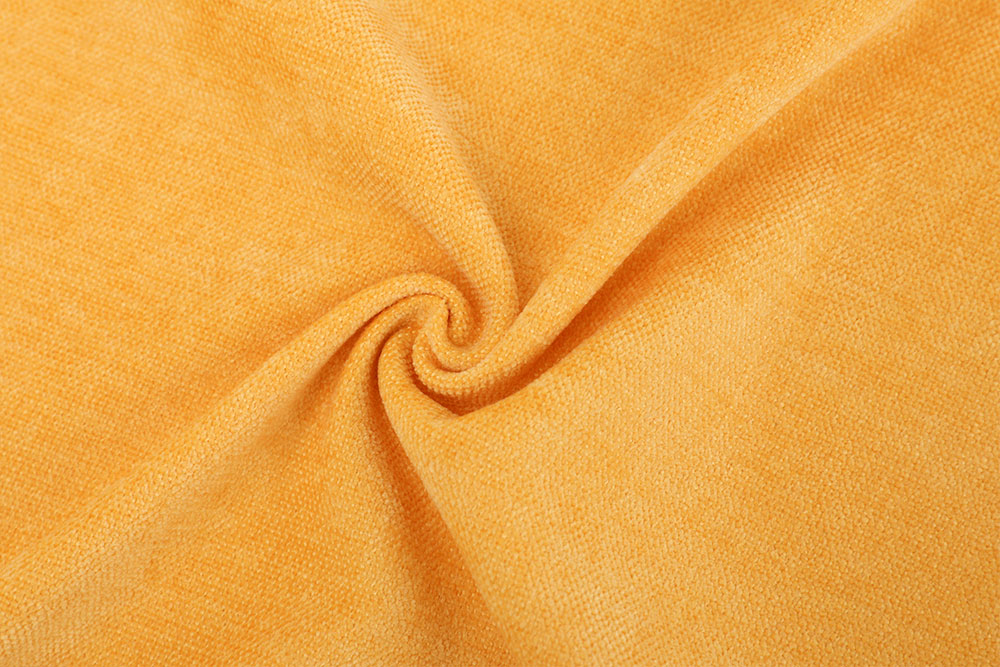 IFR chenille curtain fabric