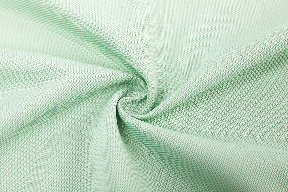 Inherently fire retardantand anti-mosquito medical curtainfabric