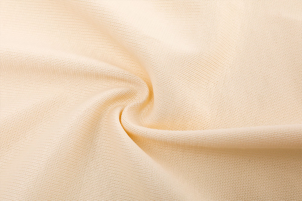High warp density flame retardant and antibacterial hospital curtain fabric