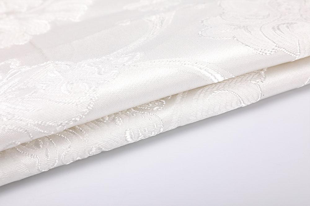 IFR jacquard hotel curtain fabric
