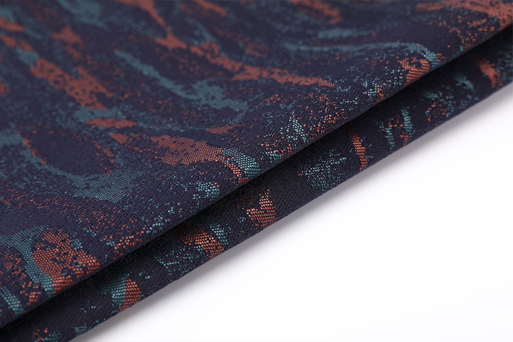 IFR jacquard car seat-cover fabric
