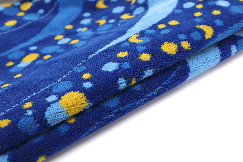 IFR train seat-cover cut pile velvet fabric