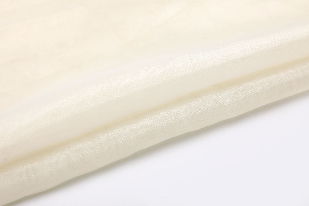 IFR voile curtain fabric