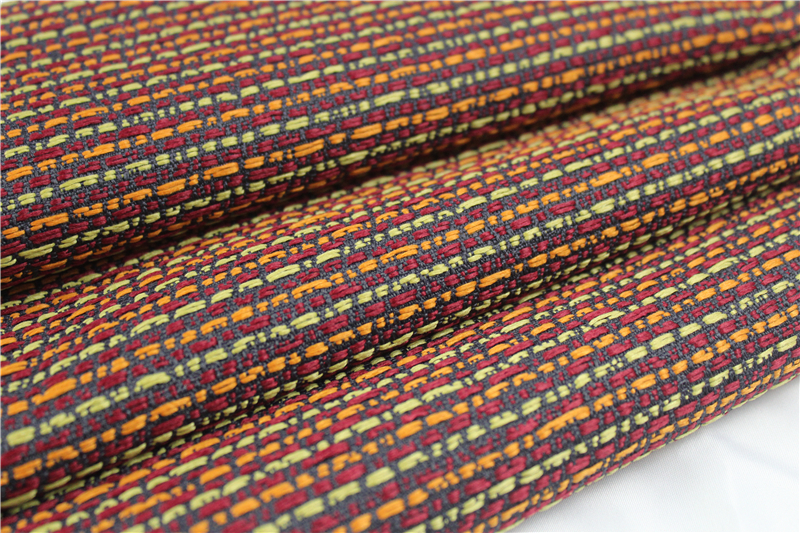 IFR train yarn-dyed seat cover fabric